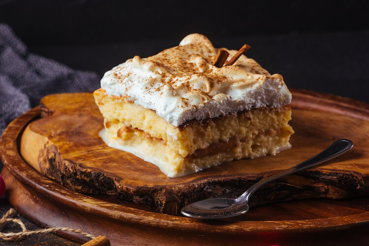 Mexican Tres Leches Cake